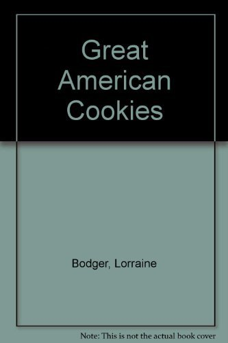 9780446385091: Great American Cookies