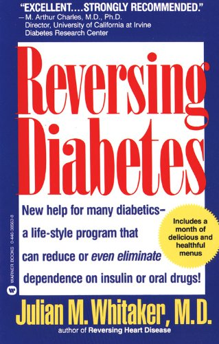 Reversing Diabetes: Julian Whitaker