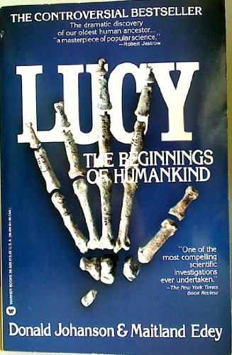 9780446386258: Lucy- the Beginning of Mankind
