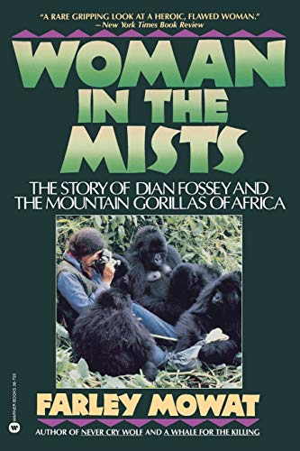 9780446387200: Woman in the Mists: The Story of Dian Fossey and the Mountain Gorillas of Africa