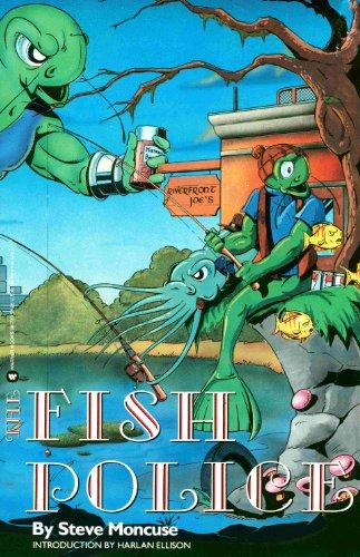 9780446387392: Fish Police