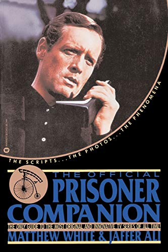 9780446387446: The Official Prisoner Companion