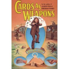 9780446387569: Cards As Weapons