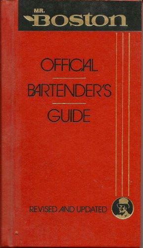 9780446387637: Mr. Boston: Official Bertender's & Party Guide
