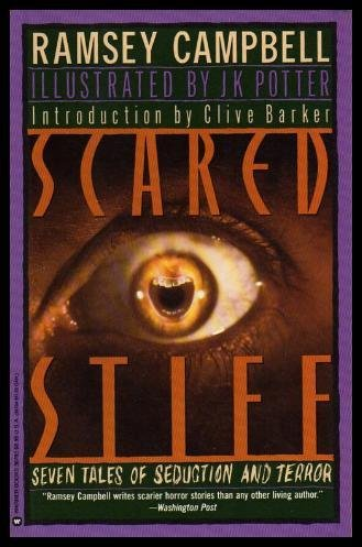 9780446387835: Scared Stiff: Seven Tales of Seduction and Terror