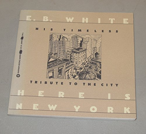 9780446388290: Here Is New York