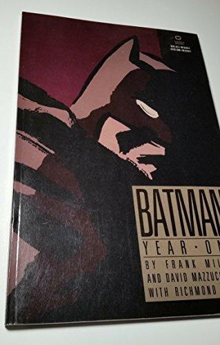 9780446389235: Batman: Year One