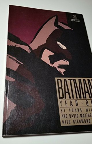 9780446389235: Batman: Year One