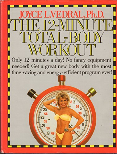 9780446389624: 12 Minute Total Body Workout