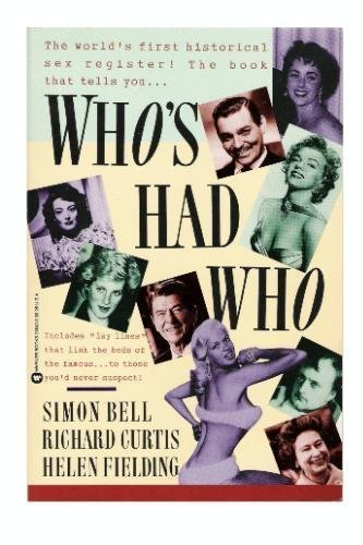 Who's Had Who: Curtis, Richard; Bell,