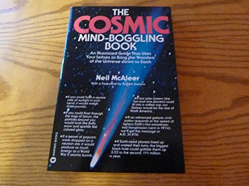 9780446390460: The Cosmic Mind-Boggling Book