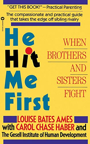 He Hit Me First: Bates Ames, Louise