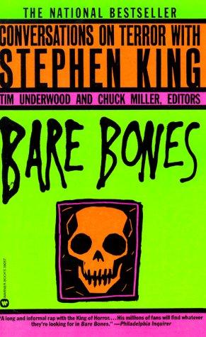 9780446390576: Bare Bones: Conversations on Terror With Stephen King