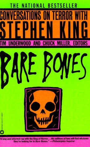 9780446390576: Bare Bones: Conversations on Terror With Stephen King