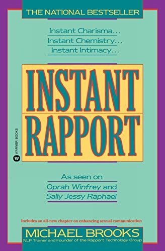 9780446391337: Instant Rapport
