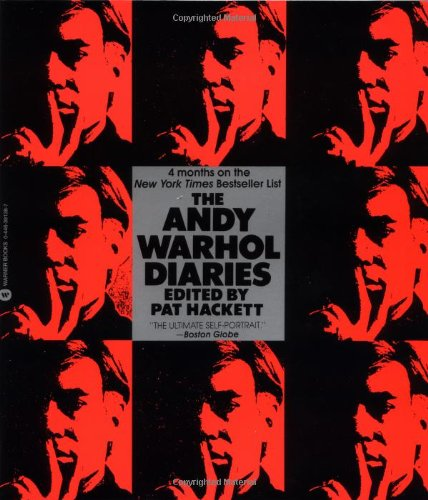 9780446391382: The Andy Warhol Diaries