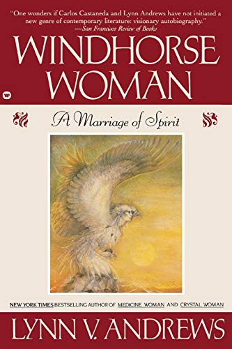 9780446391726: Windhorse Woman: A Marriage of Spirit