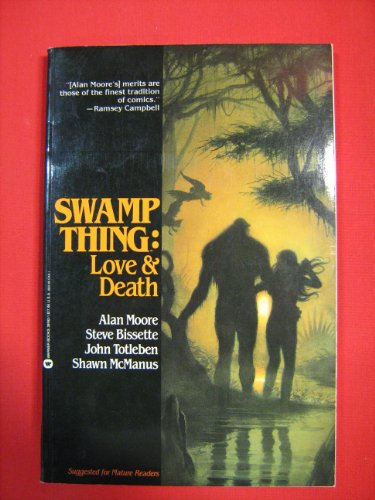 9780446391924 Swamp Thing Love And Death Abebooks Alan Moore