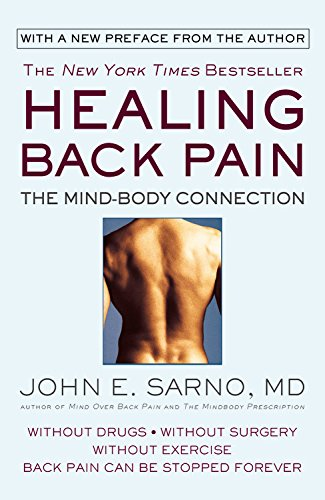 9780446392303: Healing Back Pain: The Mind- Body Connection
