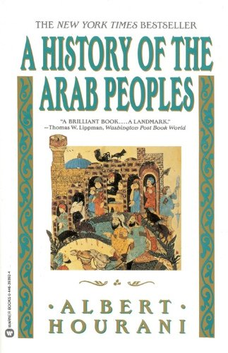 9780446393928: History of the Arab Peoples
