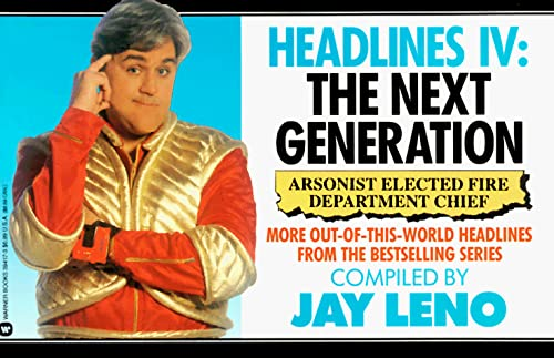 9780446394178: Headlines IV: The Next Generation