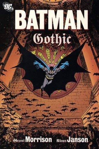 9780446394284: Batman: Gothic