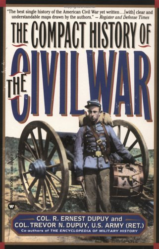 9780446394321: Compact History of the Civil War