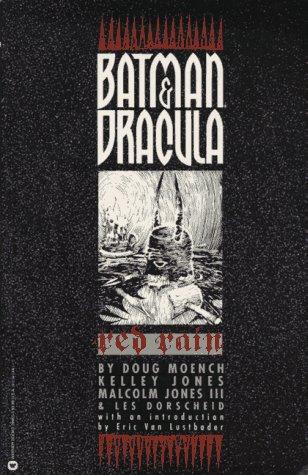 9780446394659: Batman and Dracula: Red Rain