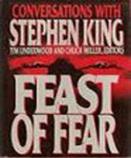 9780446395052: Feast of Fear: Conversations with Stephen King