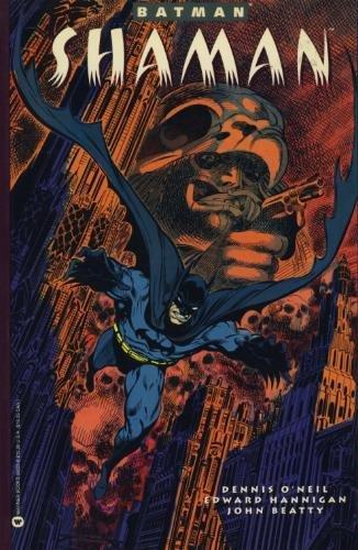 9780446395229: Batman: Shaman