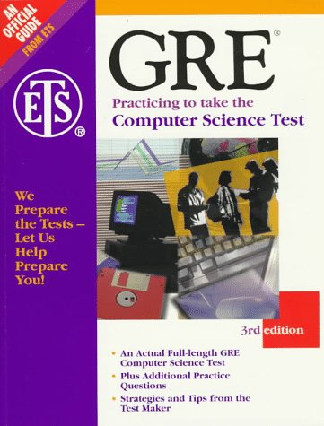 9780446396288: Gre: Practicing to Take the Computer Science Test (3rd ed)