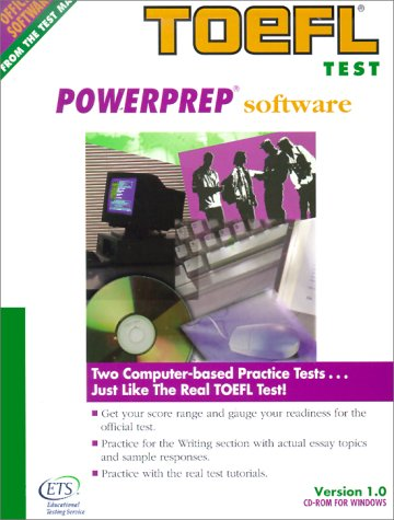 Toefl Powerprep: Educational Testing Service