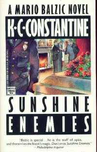 Sunshine Enemies (0446400084) by K. C. Constantine