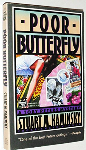 9780446400114: Poor Butterfly (A Toby Peters Mystery)
