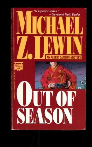 9780446400275: Out of Season