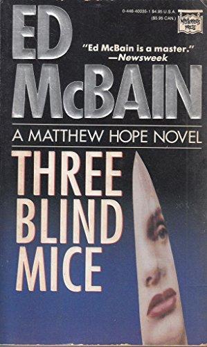 9780446400350: Three Blind Mice