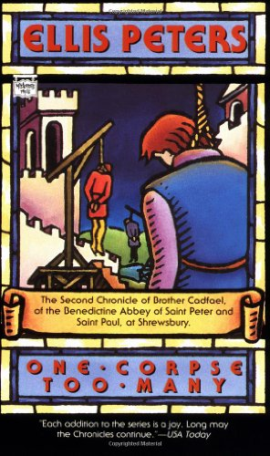 9780446400510: One Corpse Too Many: The Second Chronicle of Brother Cadfael (Brother Cadfael Mysteries)