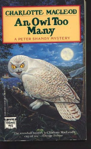 9780446401012: An Owl Too Many (Peter Shandy Mysteries)