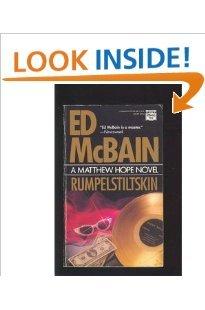 Rumpelstiltskin (0446401676) by Ed McBain