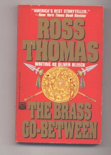 9780446401753: The Brass Go-Between