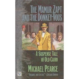 9780446401814: The Mamur Zapt and the Donkey-Vous: A Suspense Tale of Old Cairo