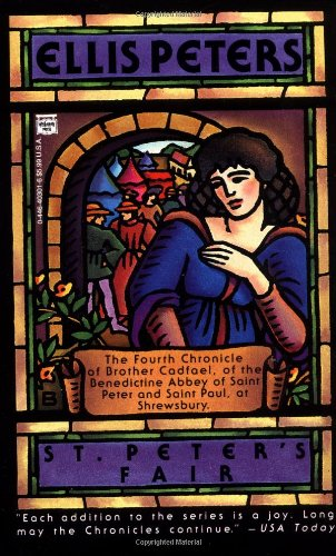 9780446403016: St. Peter's Fair (Chronicles of Brother Cadfael)