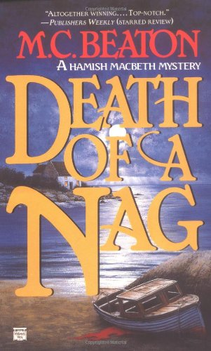 9780446403399: Death of a Nag (Hamish Macbeth Mysteries, No. 11)