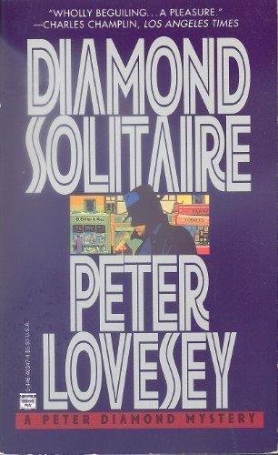 9780446403474: Diamond Solitaire (Peter Diamond Mystery)