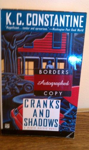 Cranks and Shadows (A Mario Balzic Detective Novel): Constantine, K. C.