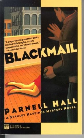 9780446403658: Blackmail (A Stanley Hastings mystery novel)