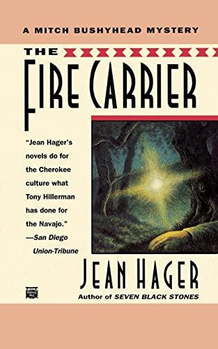 9780446403870: Fire Carrier