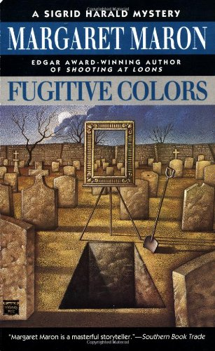 9780446403931: Fugitive Colors (Sigrid Harald Mysteries)