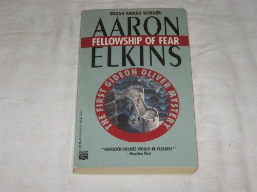 9780446404020: Fellowship of Fear