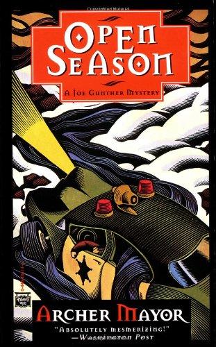 9780446404143: Open Season (Joe Gunther Mysteries)